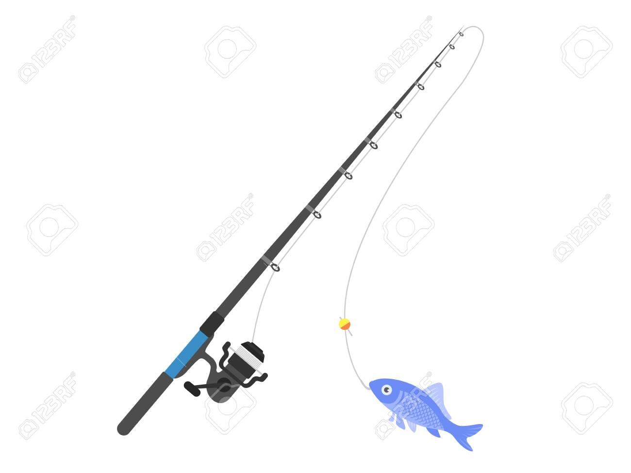 Fishing rod - 125892672