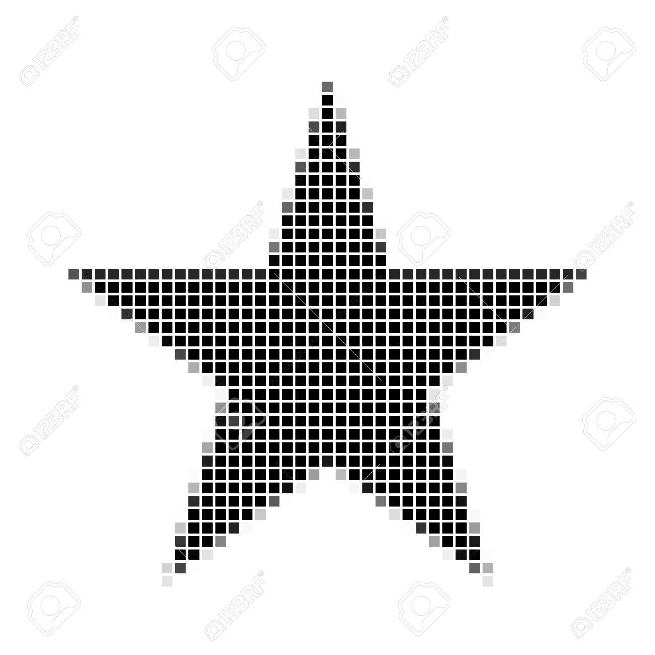 Estrella De Cinco Puntas, Estrella De Cinco Puntas. El Patrón ...