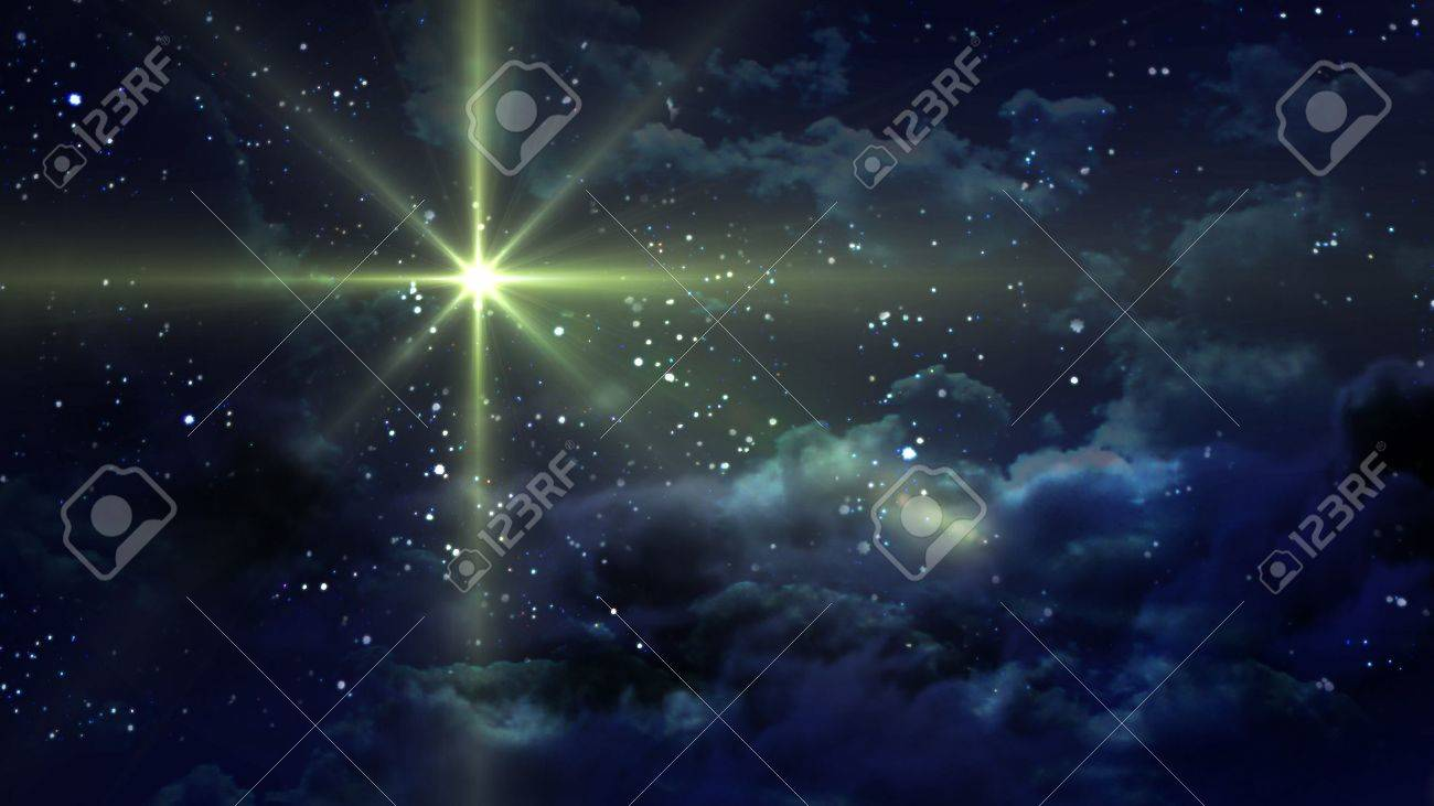 The Starry Night Stock Photo, Picture And Royalty Free Image ...