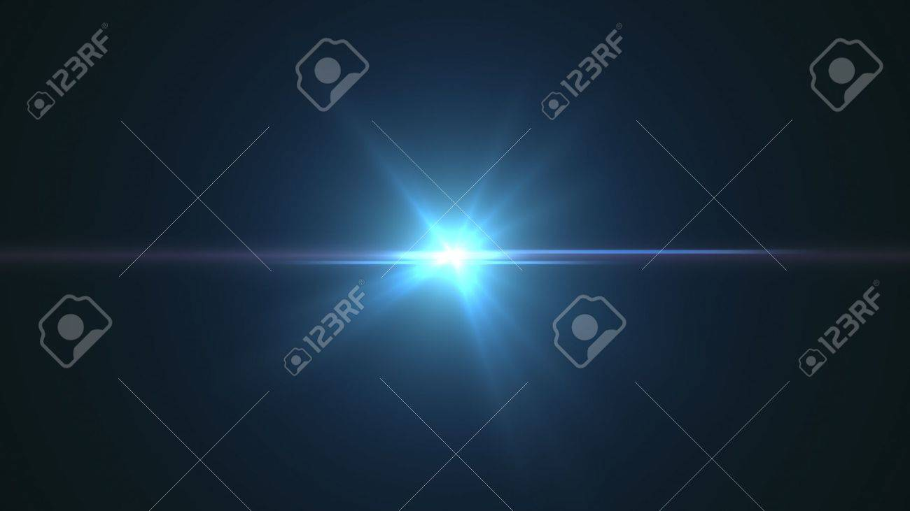 lens flare effect - 12753762