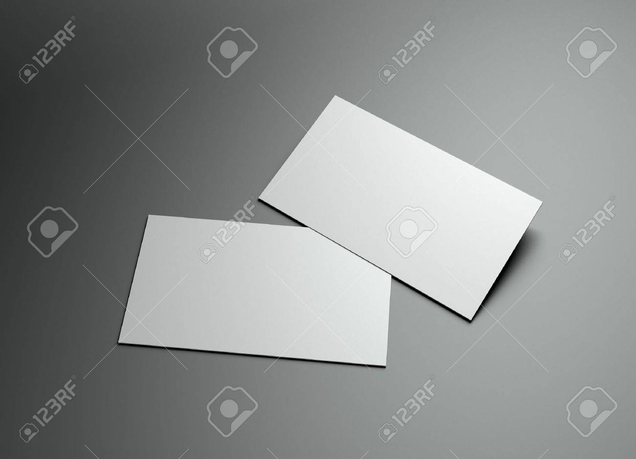 the 3d scene could be fit with any name card design,Is the best for promotion of company brand image. Stock Photo - 12835977