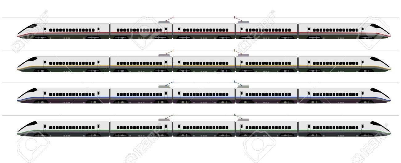 Japan Shinkansen is world Stock Photo - 21426807