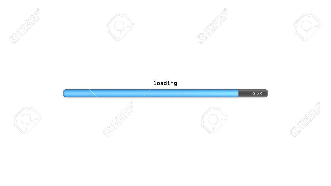 Loading bar - 24007507