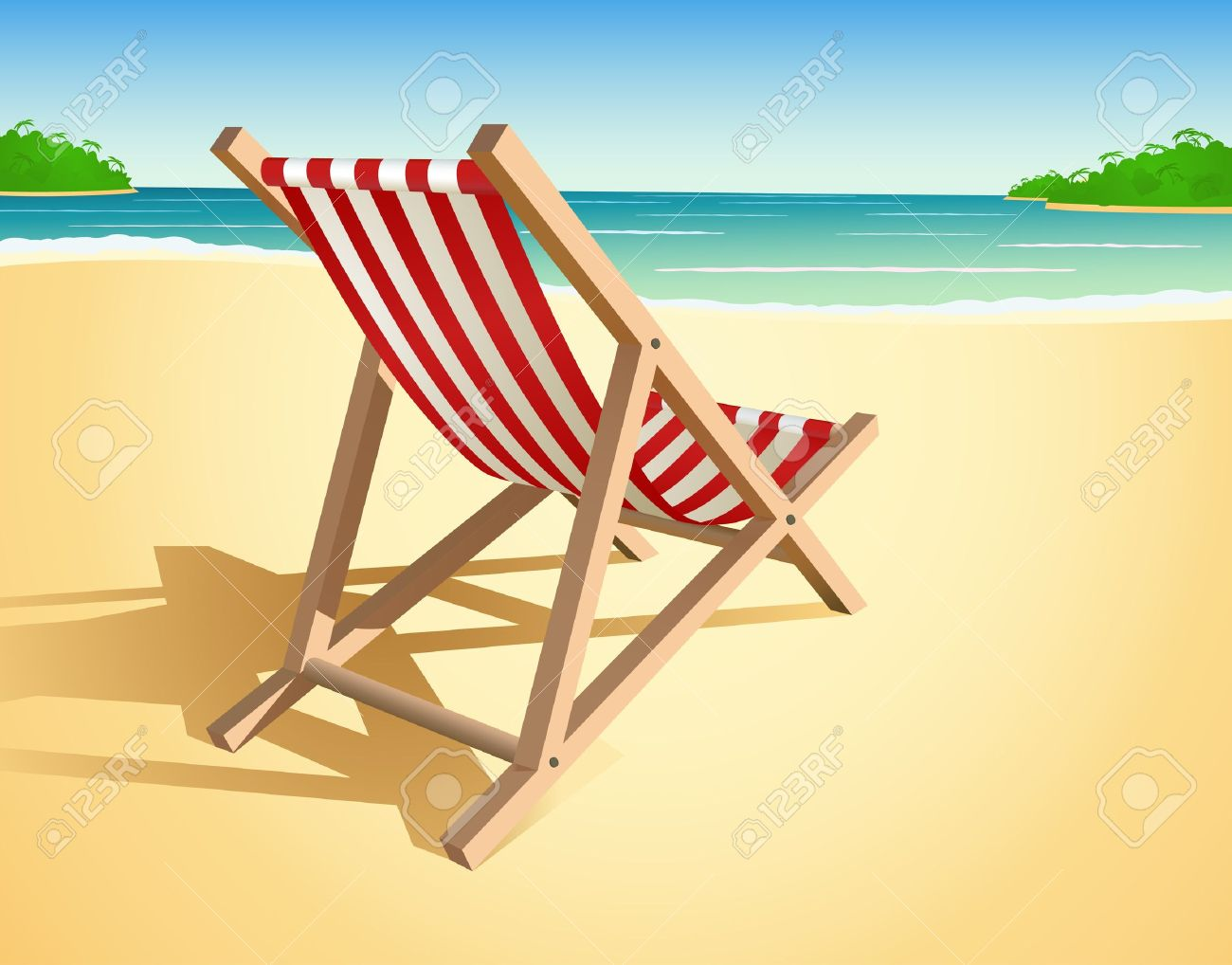 Beach Chair Vector 10,613 beach chair stock illustrations, cliparts and royalty free