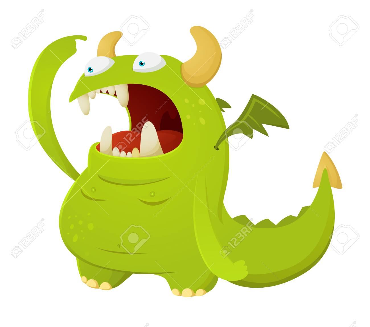 Dragon Character - 10555245