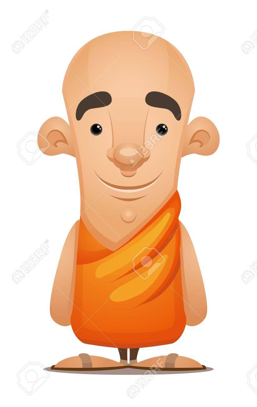Buddhist Monk - 12227513