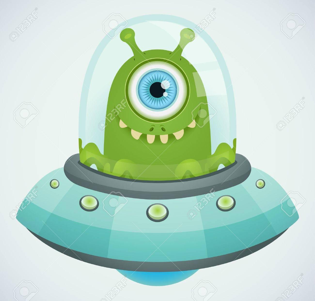 Ufo. Alien. - 12227477