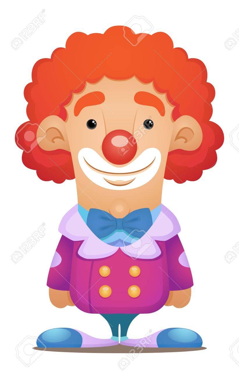 Cute Clown - 13404641