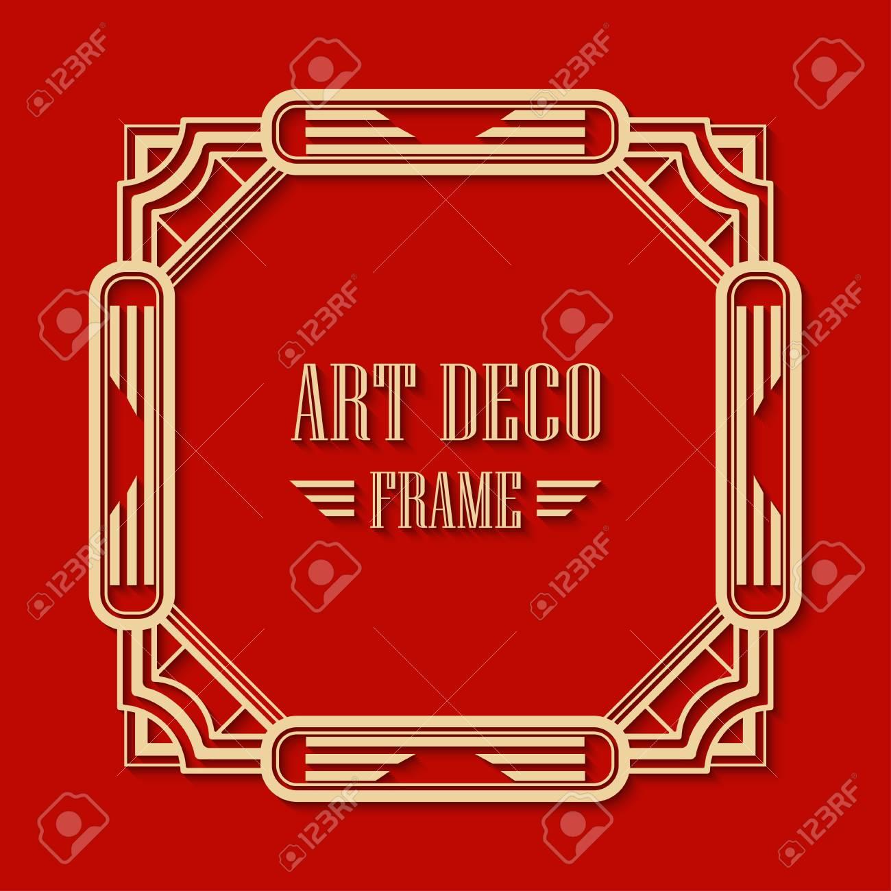 Art Deco Gatsby Designs