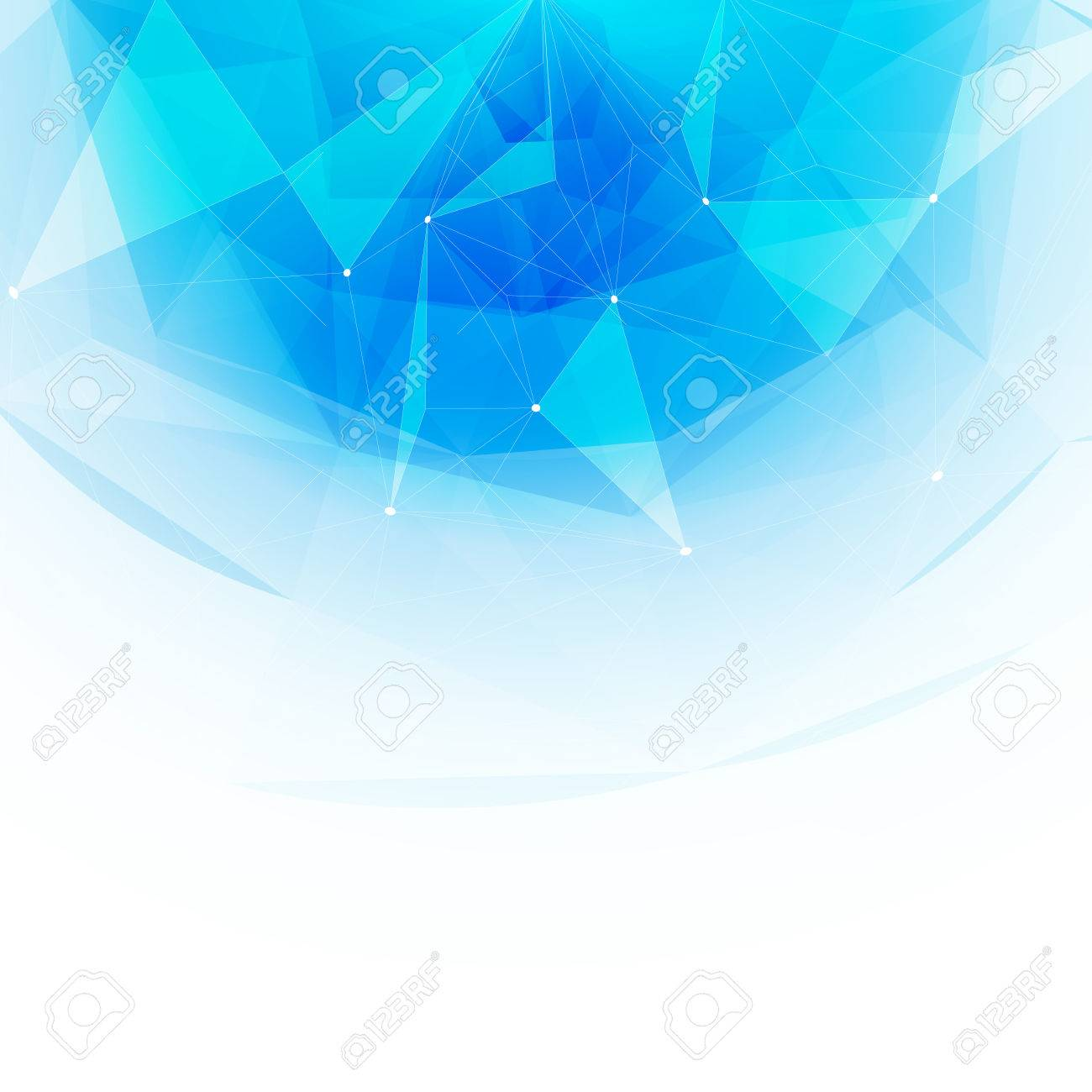 2c12dd0e9d3 Colorful abstract crystal background. Ice or jewel structure. Blue bright  color. Stock Vector