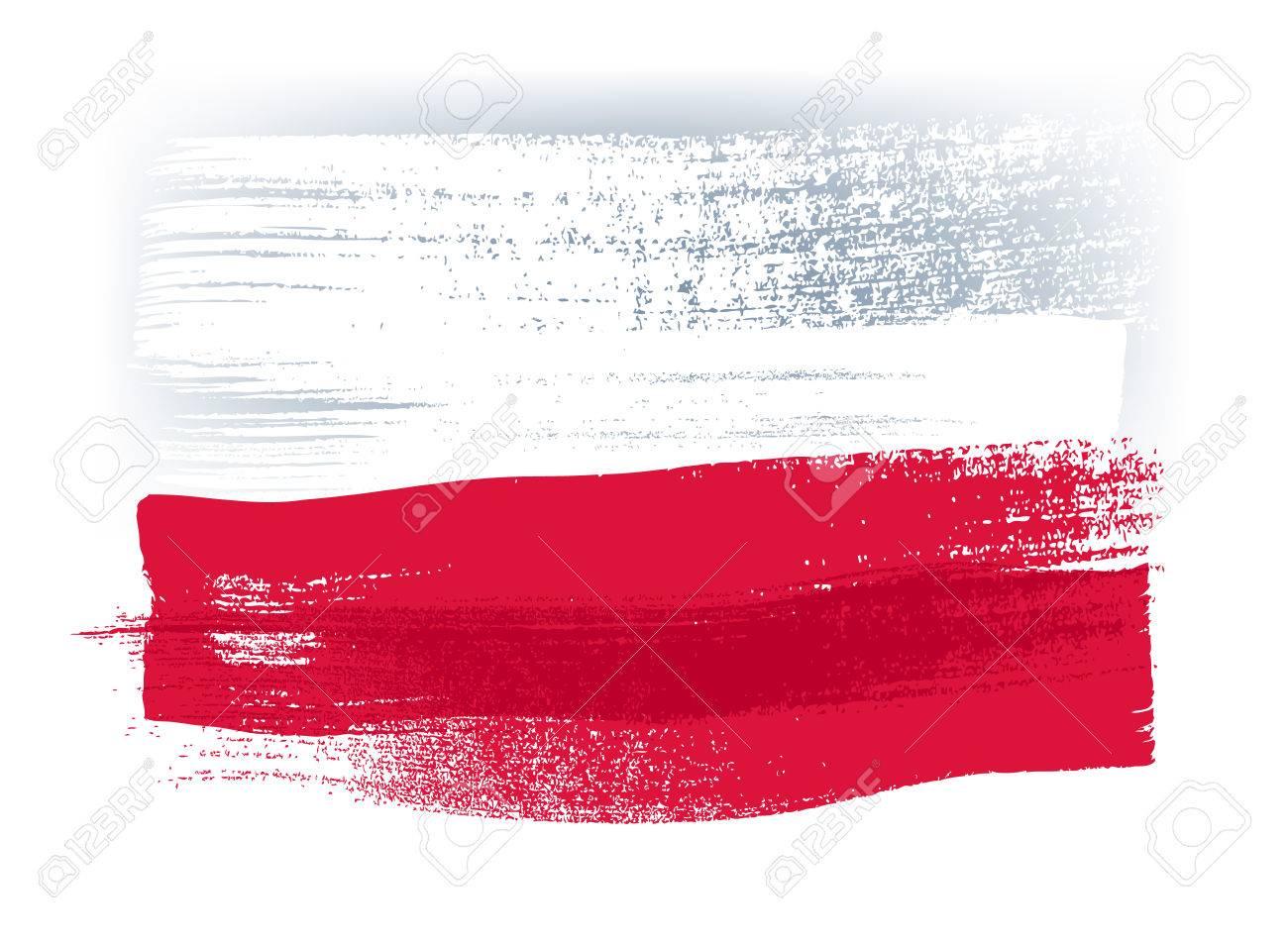 ポーランド カラフルなブラシ ス...