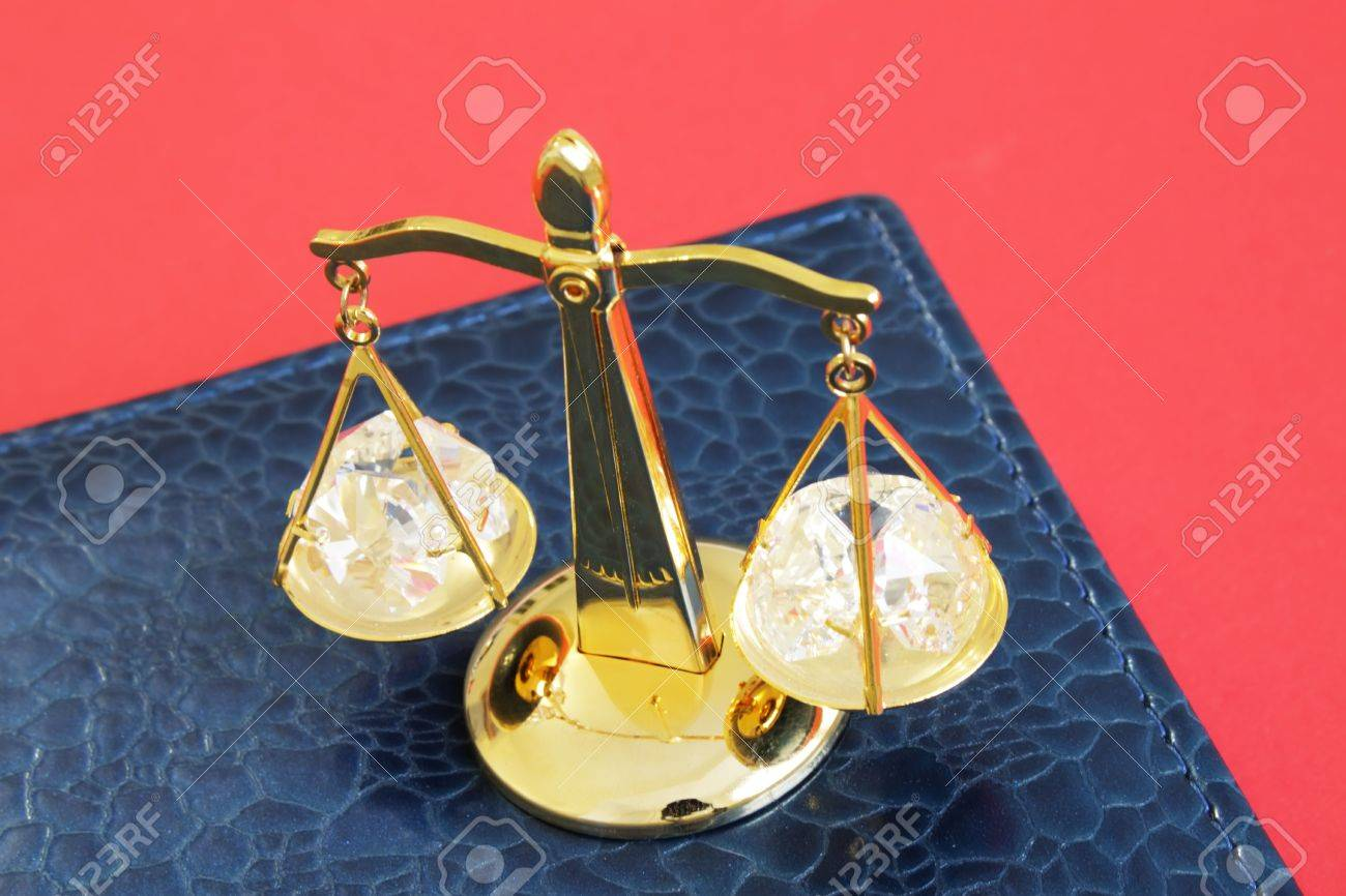 Old scales Stock Photo - 5721231