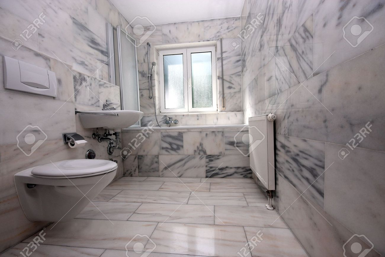 Marble For Bathroom marble bathroom stock photo, picture and royalty free image. image