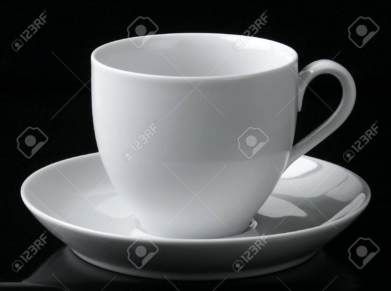 An empty cup. Stock Photo - 286661