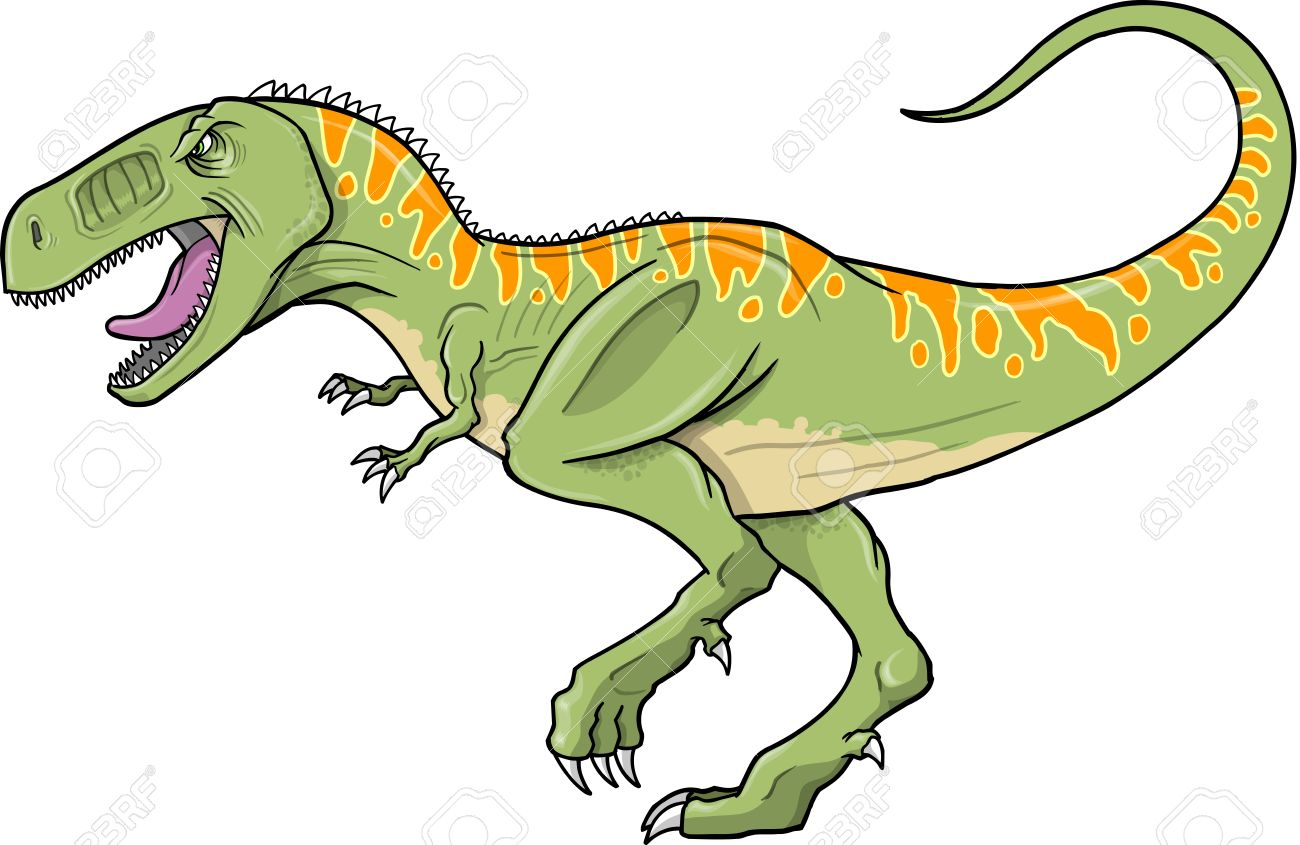 t rex dinosaur royalty free cliparts vectors and stock rh 123rf com t rex cartoons for kids t rex clipart images