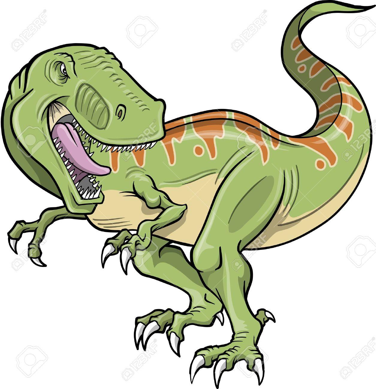tyrannosaurus t rex dinosaur royalty free cliparts vectors and rh 123rf com tyrannosaurus rex clipart tyrannosaurus rex clipart black and white