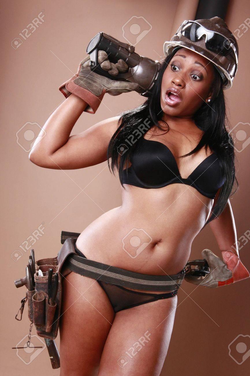 Handyman service is here Stock Photo - 10407524