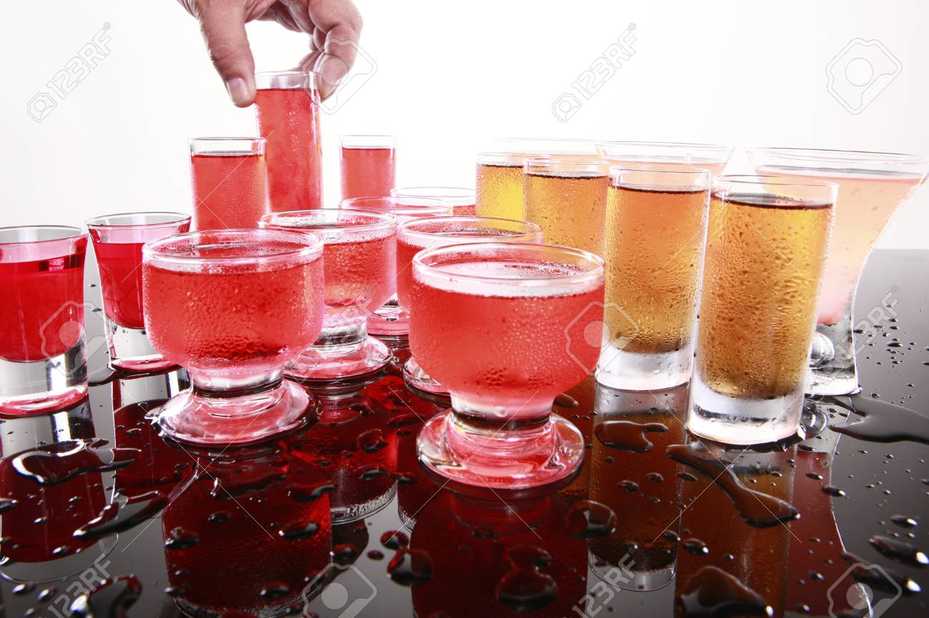 Hand picking your drink Stock Photo - 14040584