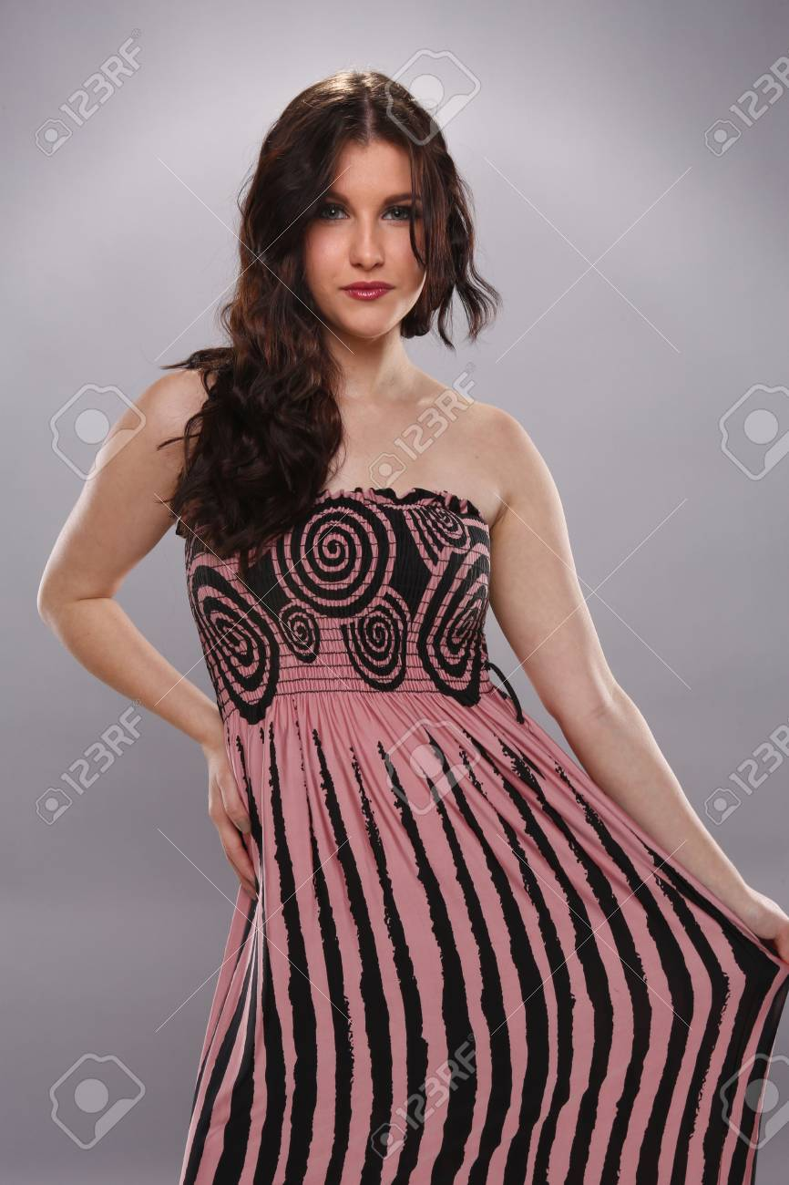 Fashionable pink Stock Photo - 18970873