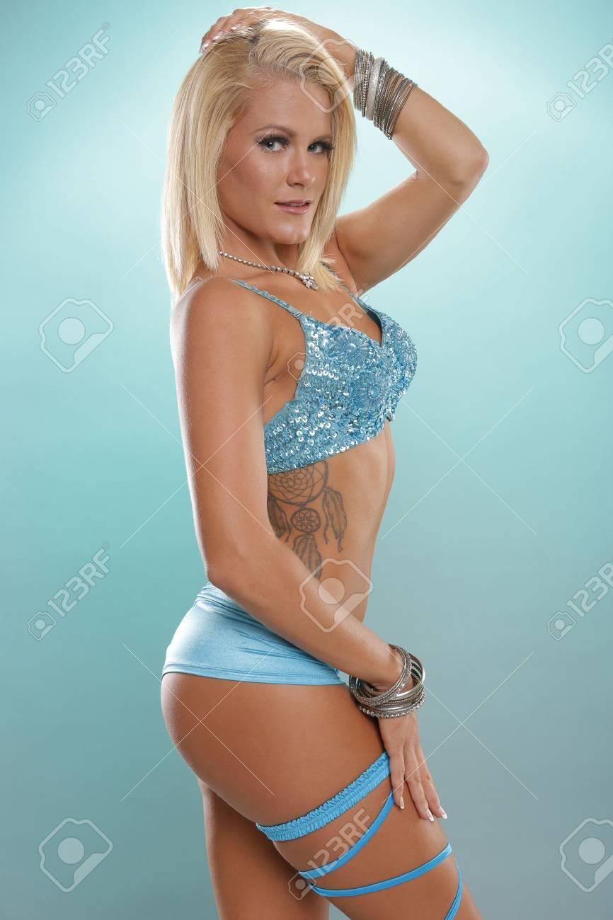 Free hot blonde