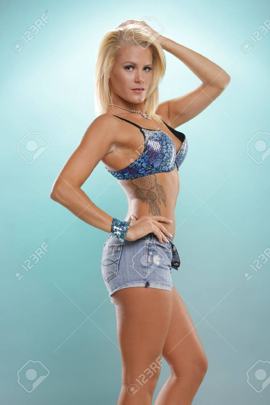 Free sexy blonde