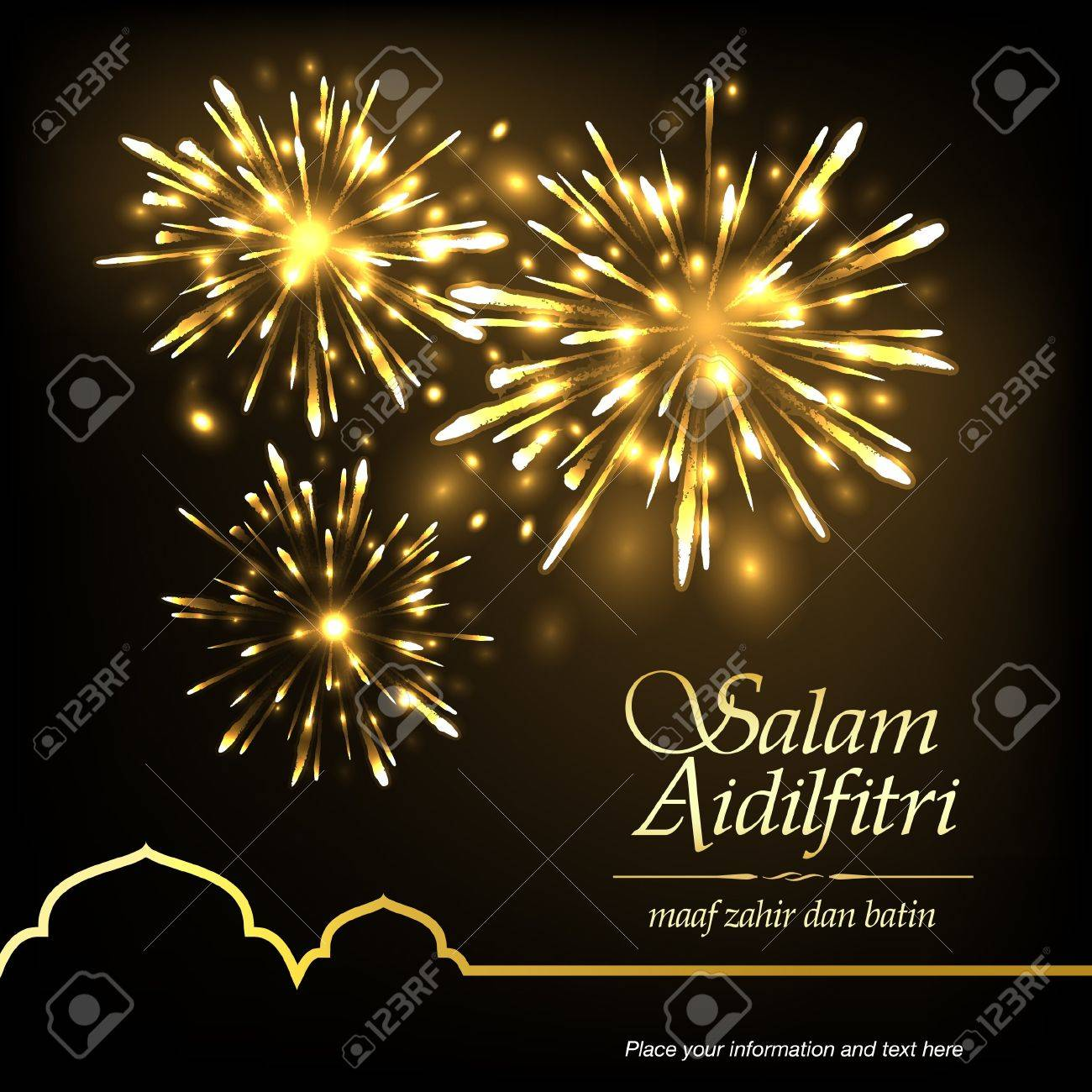 Ramadan graphic design Stock Vector - 21036441