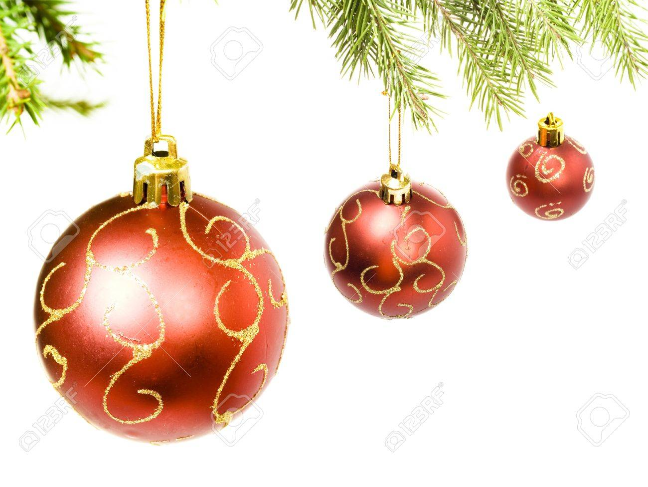 Christmas balls Stock Photo - 4015580