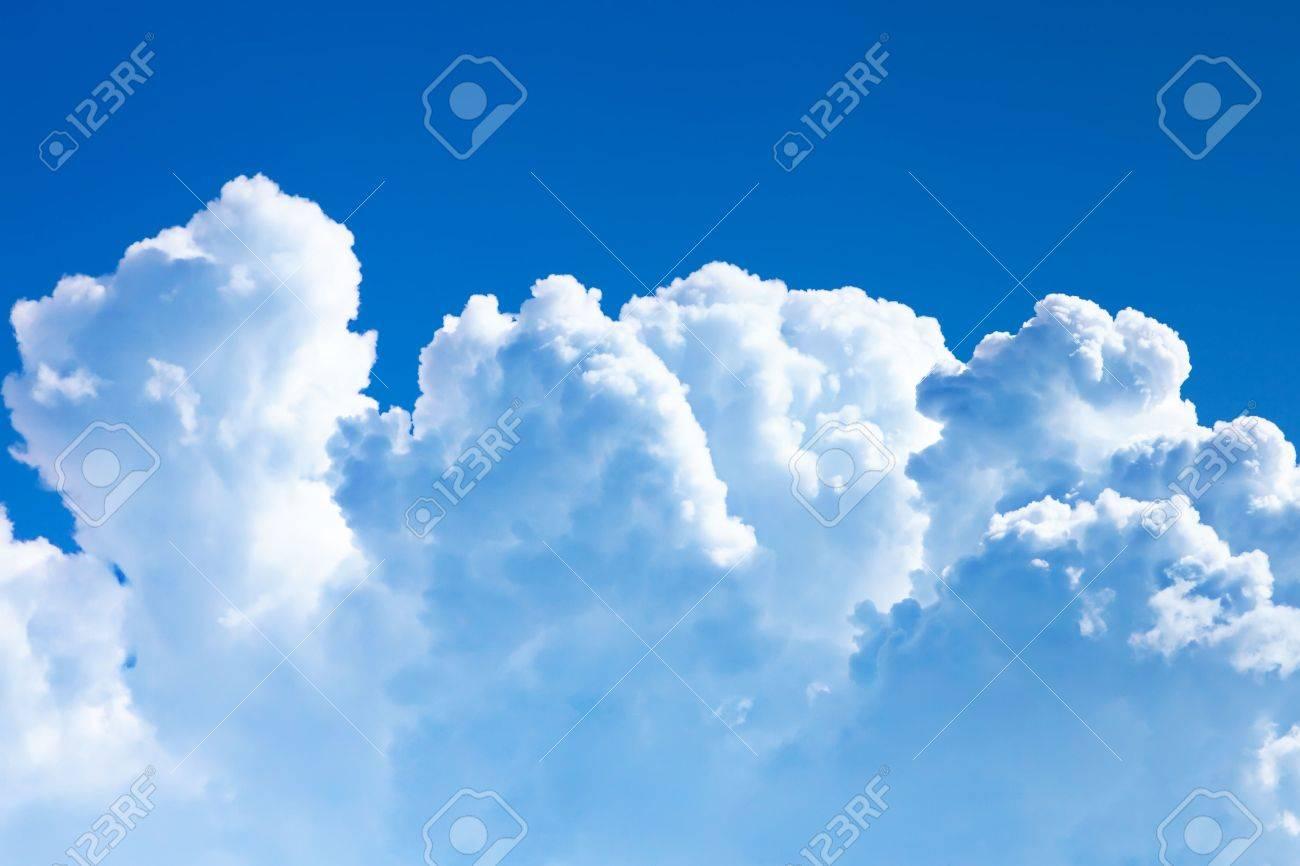 Background of sky. Stock Photo - 6095256