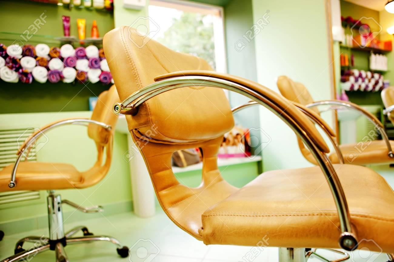 Interior of Beauty Salon Stock Photo - 6387760