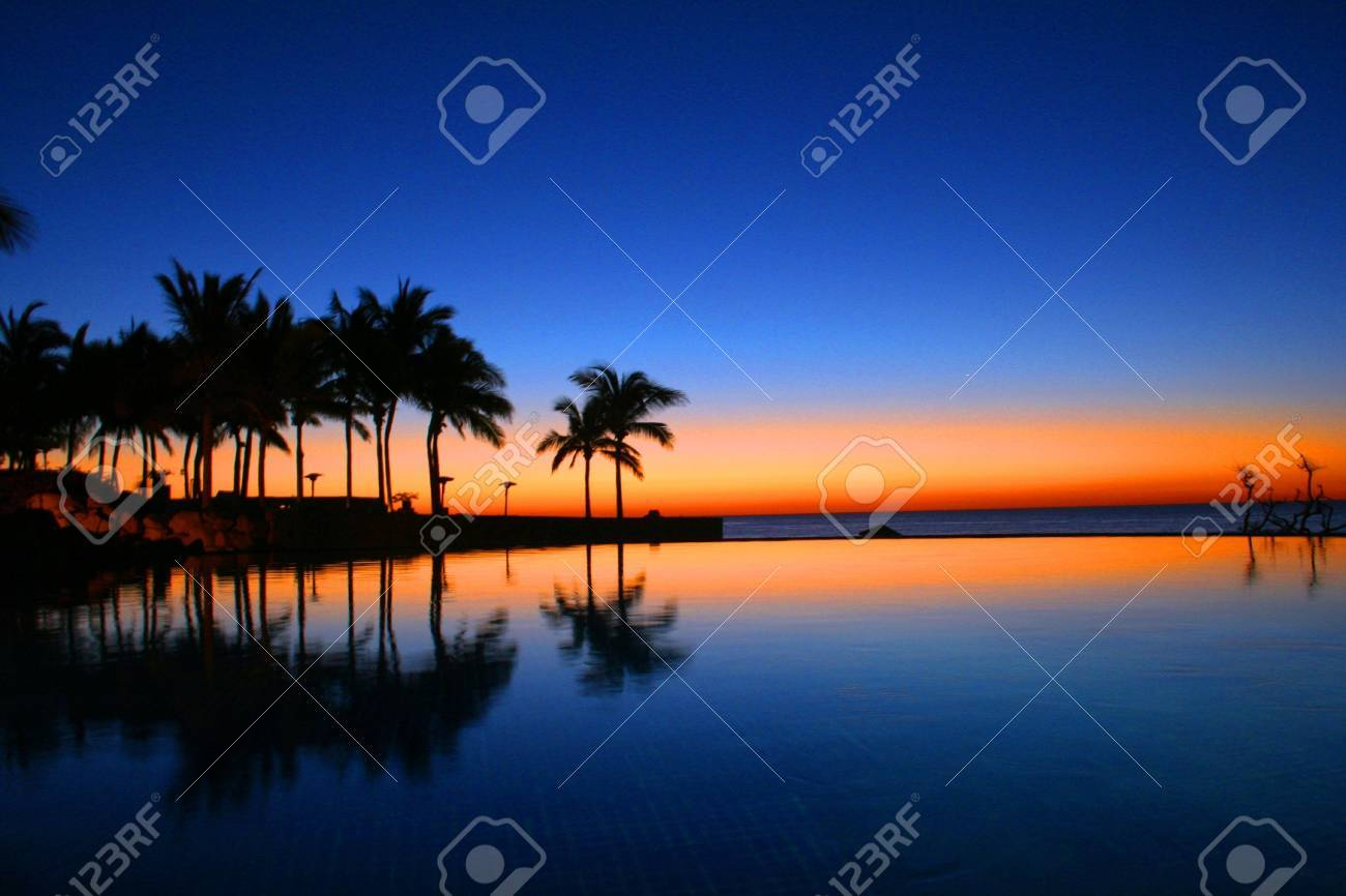 Cabo Sunrise Stock Photo - 4474173