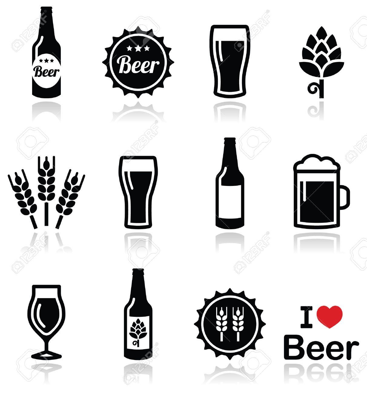 beer vector icons set bottle glass pint royalty free cliparts rh 123rf com beer vector mechanics dynamics beer vector mechanics solutions manual