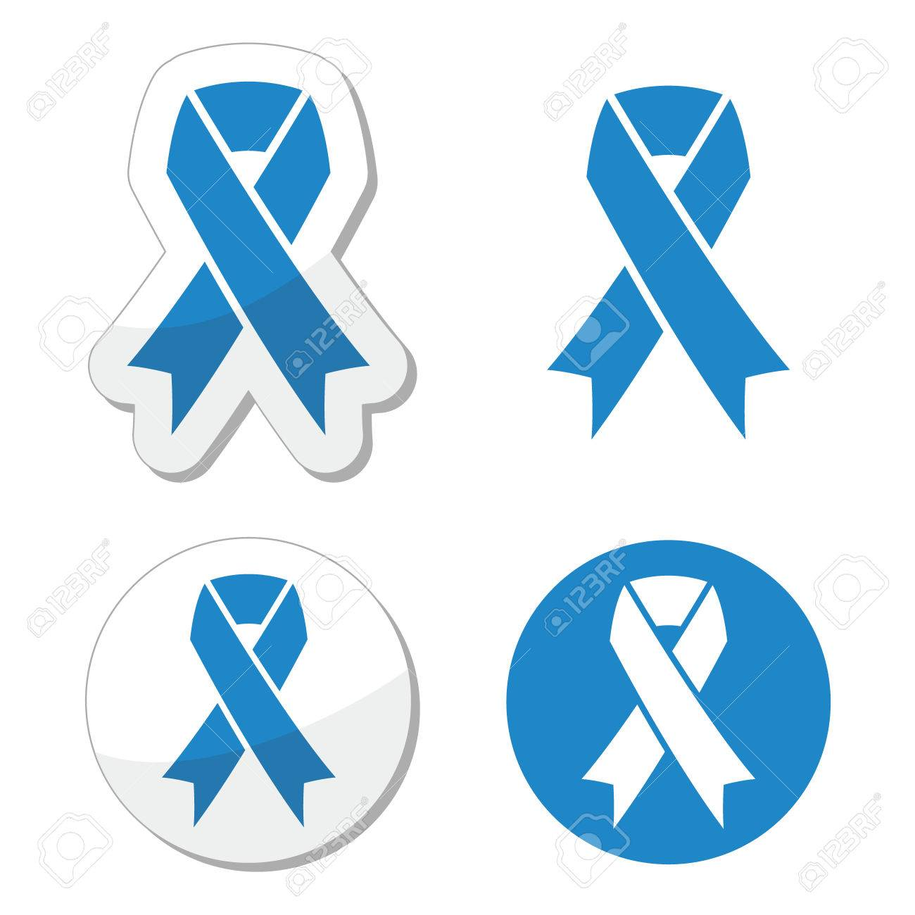 Blue Ribbon Cancer Meaning Lektonfo