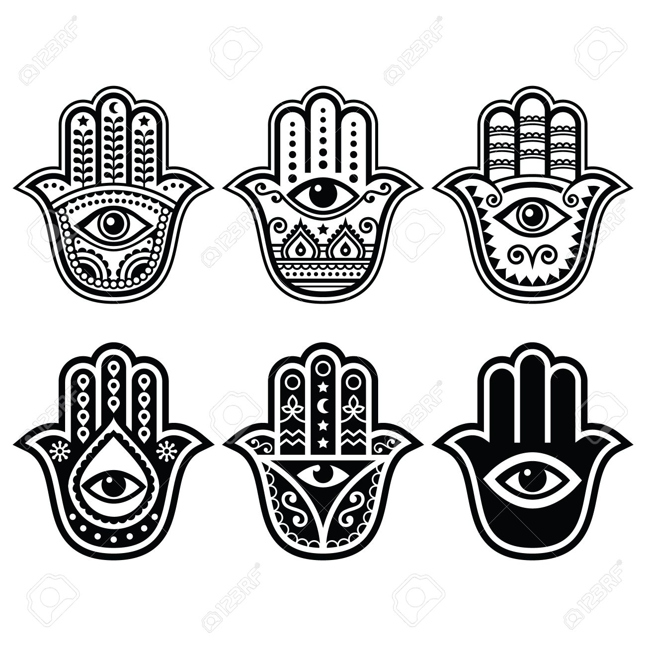 Symbol for protection sigils for protection origin not stated hamsa of fatima amulet symbol of protection from biocorpaavc Gallery