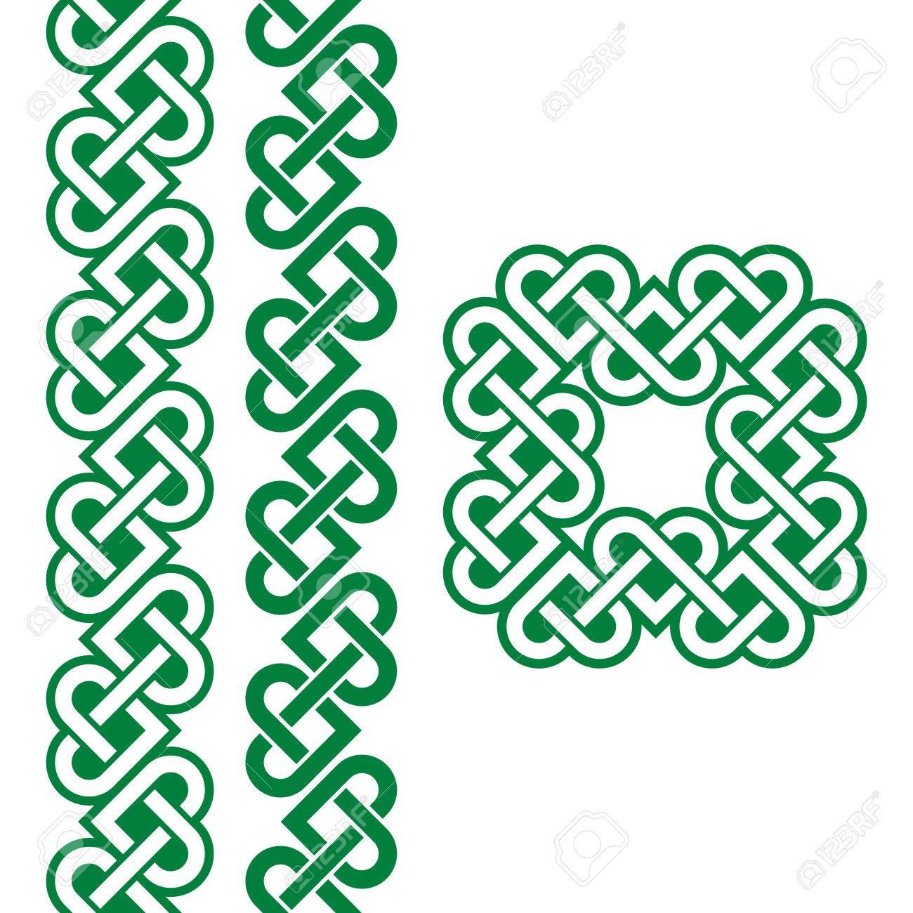 Irish Patterns New Ideas