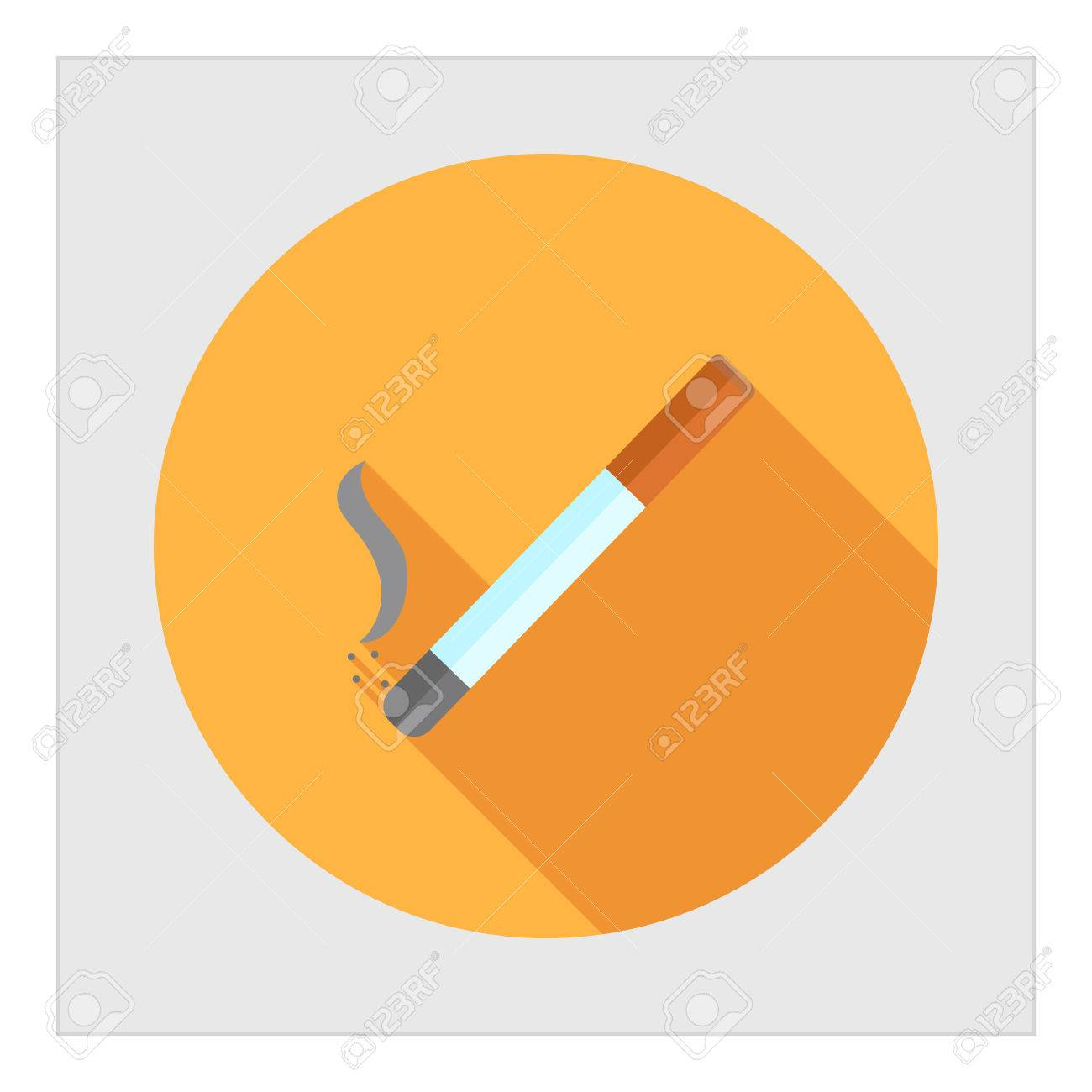 cigarette icon royalty free cliparts vectors and stock illustration image 42196139 123rf com