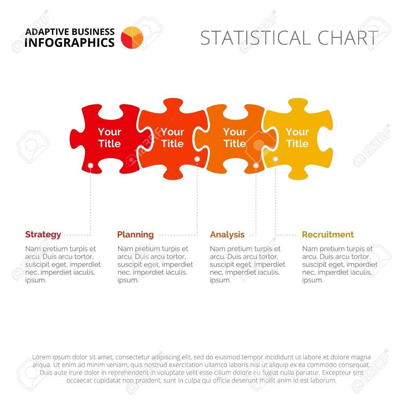 Mission Vision Werte Und Strategie Infografiken. Präsentation ...