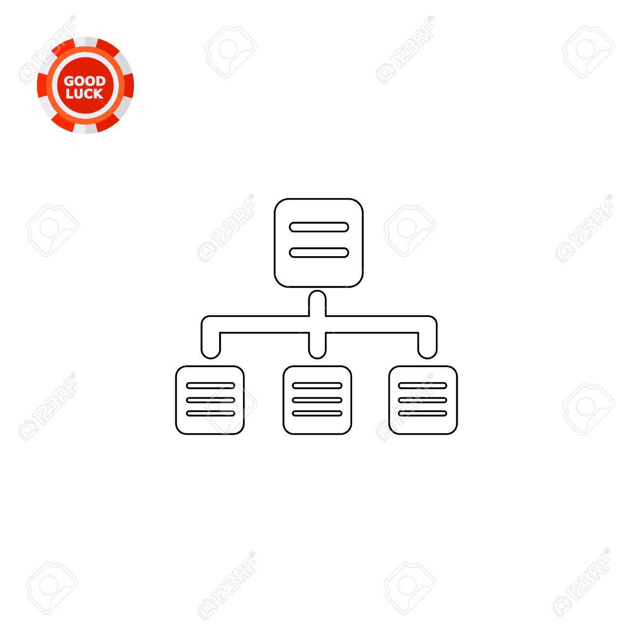 Estructura Jerárquica De Archivos Interfaz El Almacenamiento La Carpeta Concepto Del árbol De Directorios Puede Ser Utilizado Para Temas Como