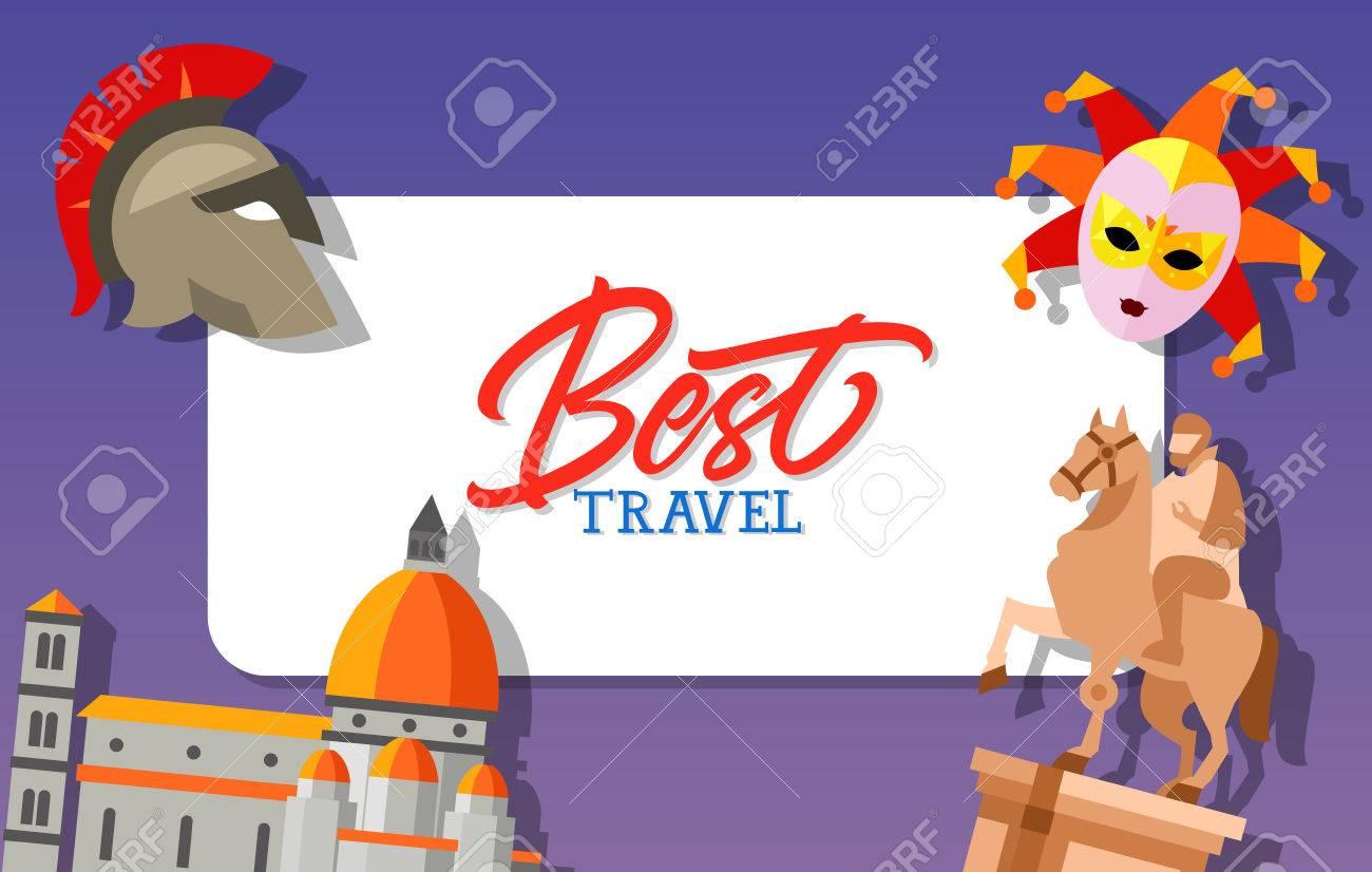 Mejor Letras De Viajes. Mejor Inscripción Viajes Con La Estatua De ...