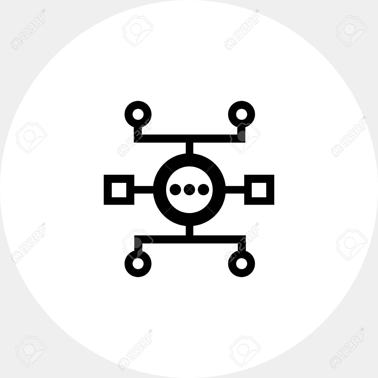 data structure simple icon royalty free cliparts vectors and stock illustration image 70925119 123rf com