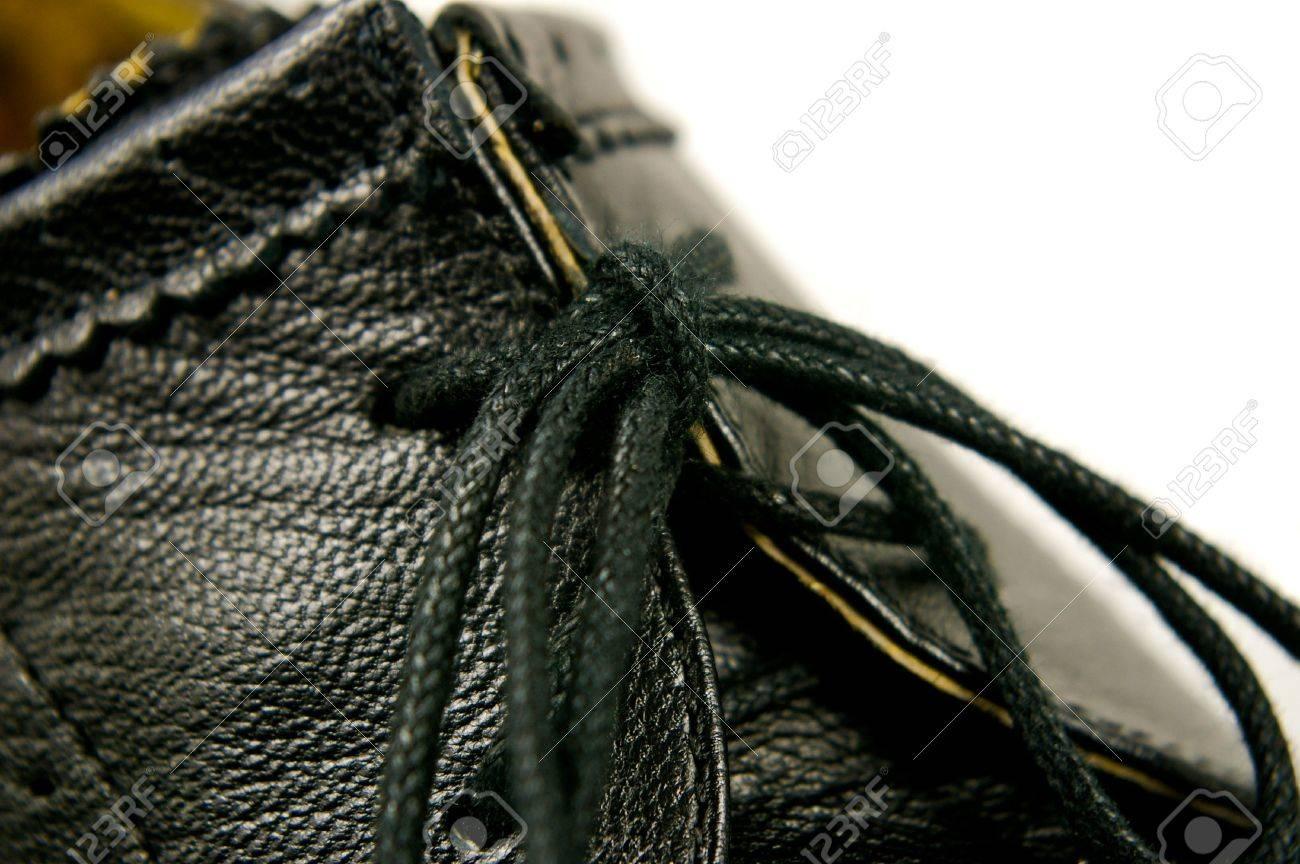 Black Lace Shoes uk Black Leather Shoe Laces