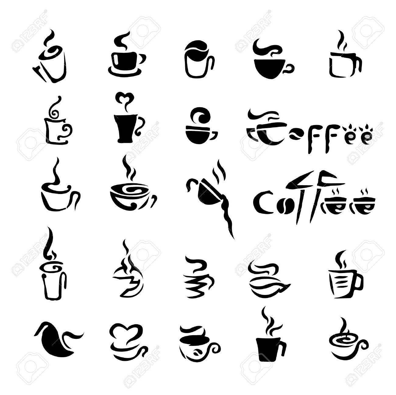 coffee sign Stock Vector - 11079596