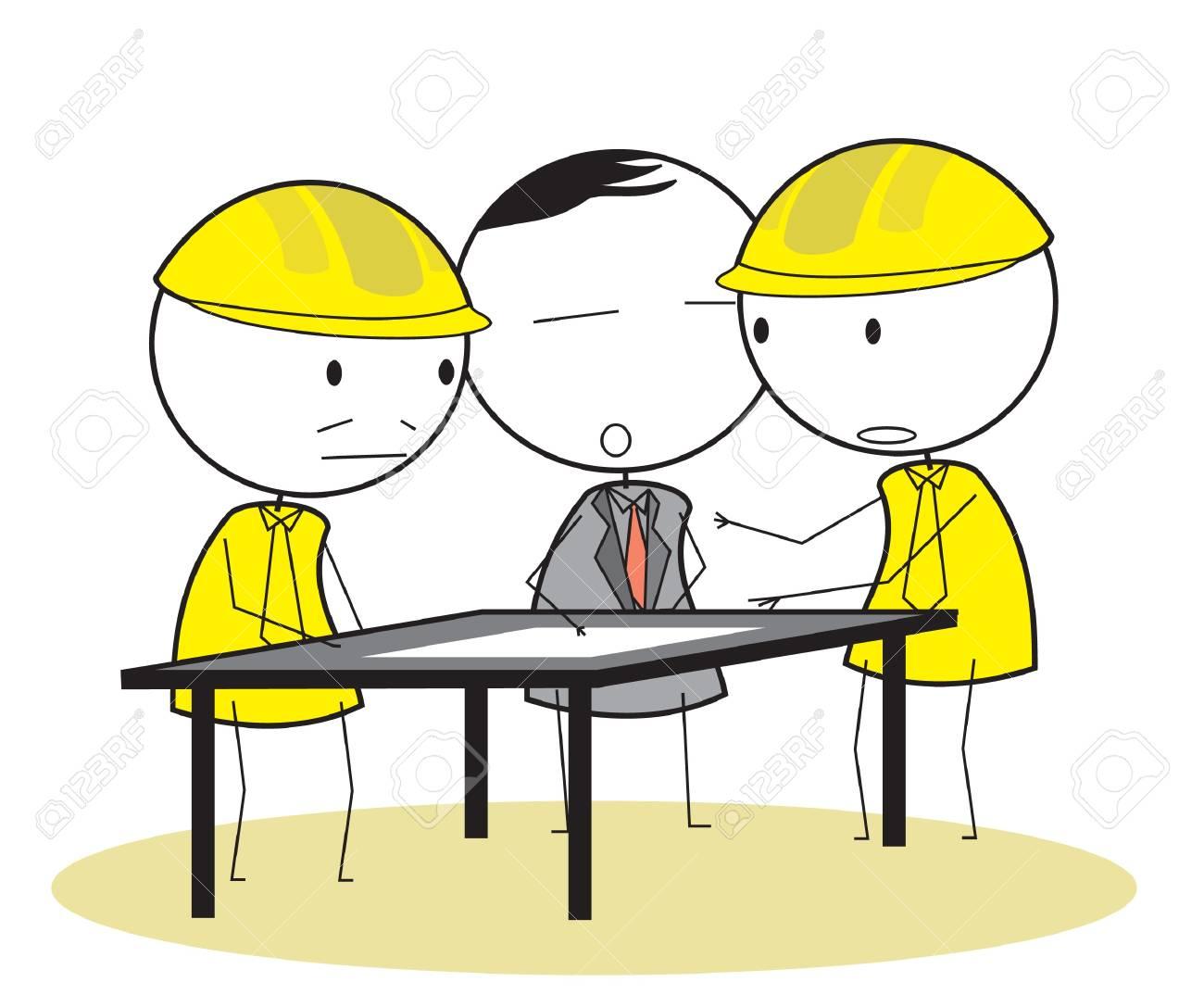 engineer Stock Vector - 14614258