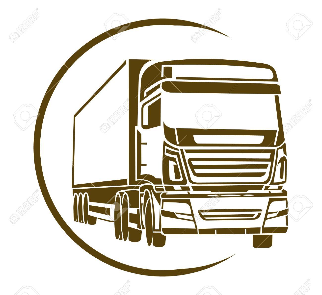 Semi Truck Symbols