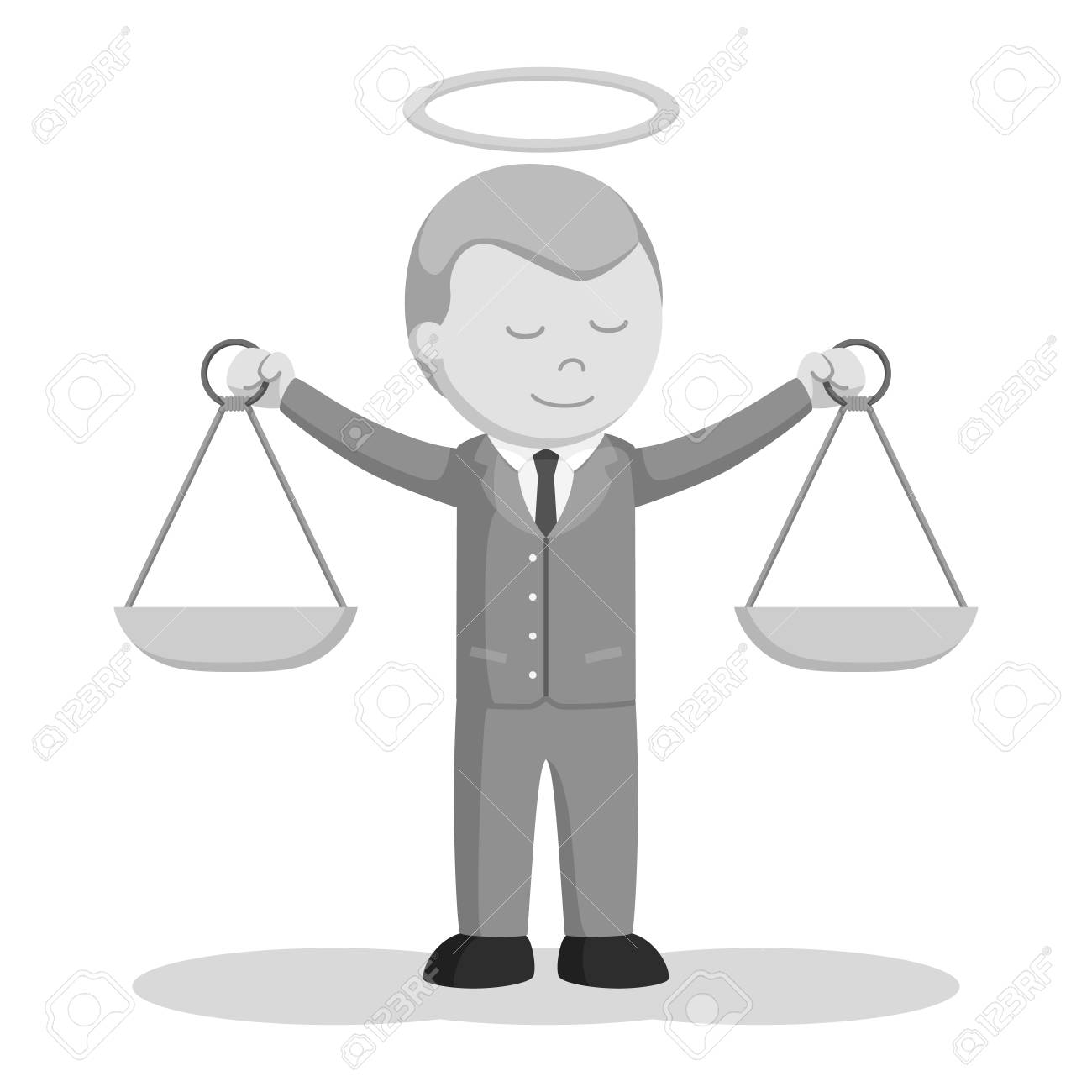 EPS Illustration - Lawyer woman - speech in court icon, vector  illustration, black sign on isolated background. Vector Clipart gg99779542  - GoGraph