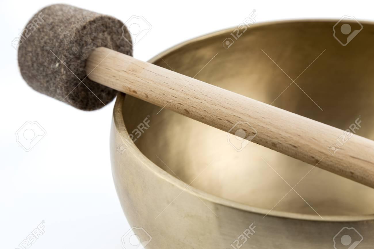 Singing bowle Stock Photo - 25998231