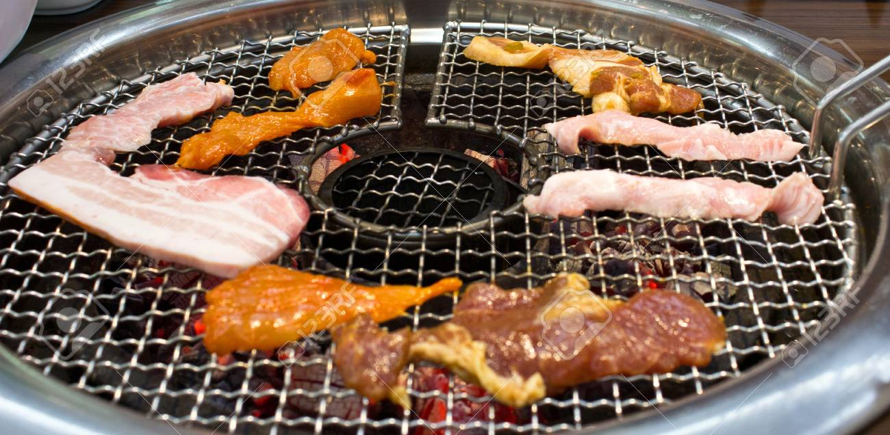Kalbi In The Korean Restaurant Stock Photo Picture And Royalty Free Image Image 21644233