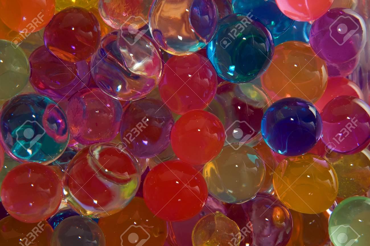 Tiny hydrogel beads - 33098039