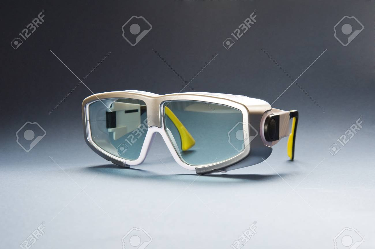 Protective safety glasses for laser medical treatment - 33257682