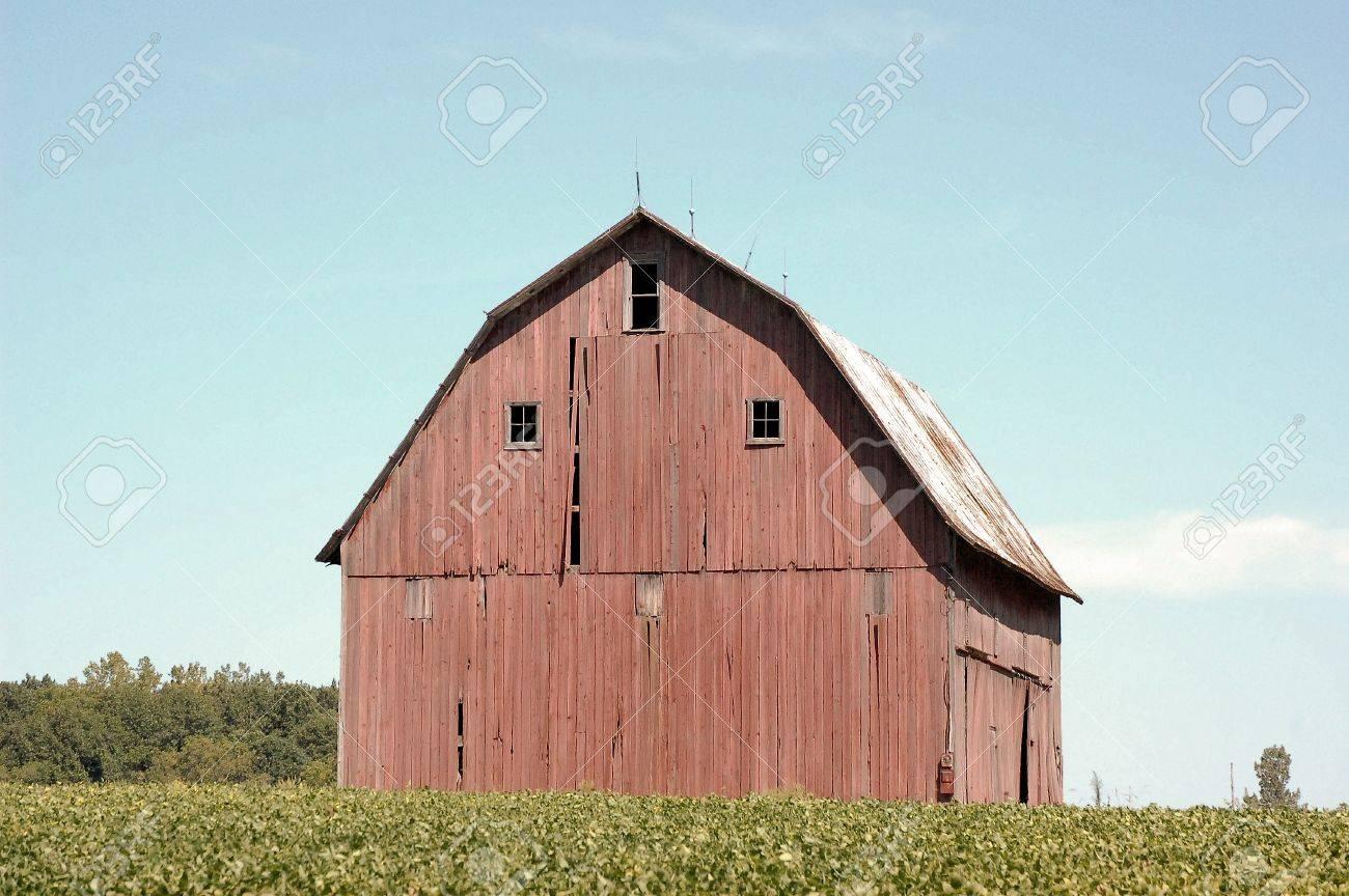 Red Barn - 10921860