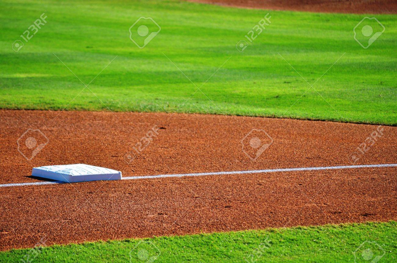 Baseball base - 9231730